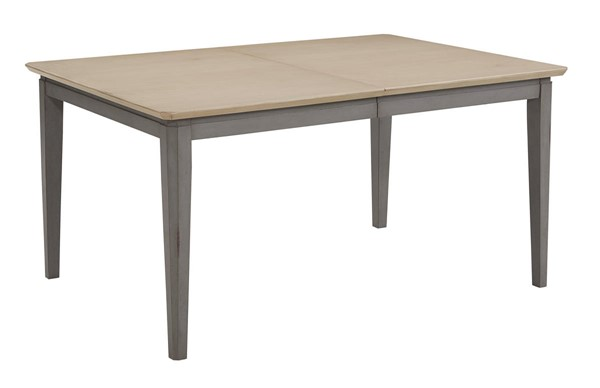 Progressive Furniture Toronto Weathered Gray Dining Table PRG-D837-10