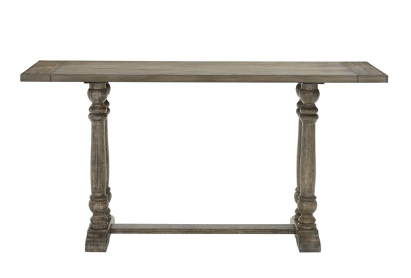 Progressive Furniture Township Brown Counter Table PRG-D847-12