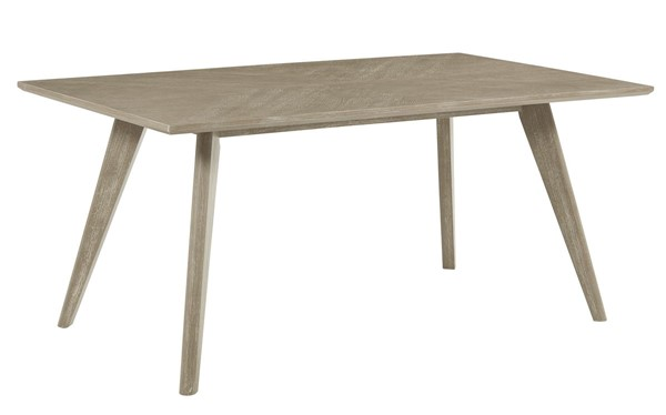 Progressive Furniture Beck Tan Dining Table PRG-D887-10