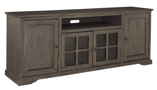 Progressive Furniture Hamilton Gray 82 Inch Console PRG-E723-82