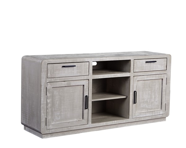 Progressive Furniture Allure Gray 64 Inch Console PRG-E766-64