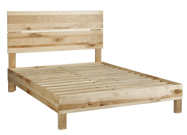 Progressive Furniture Jakob Platform Beds with Headboard PRG-I100-HBEDS-VAR