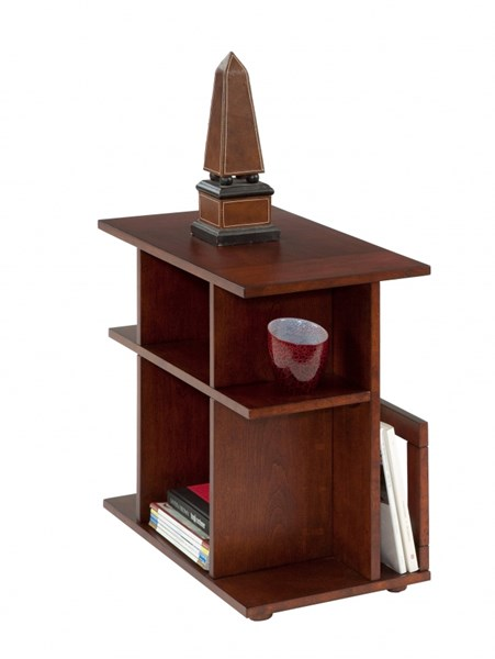 Chairsides Birch Solid Wood MDF Magazine Holder Chairside Table PRG-P300-62