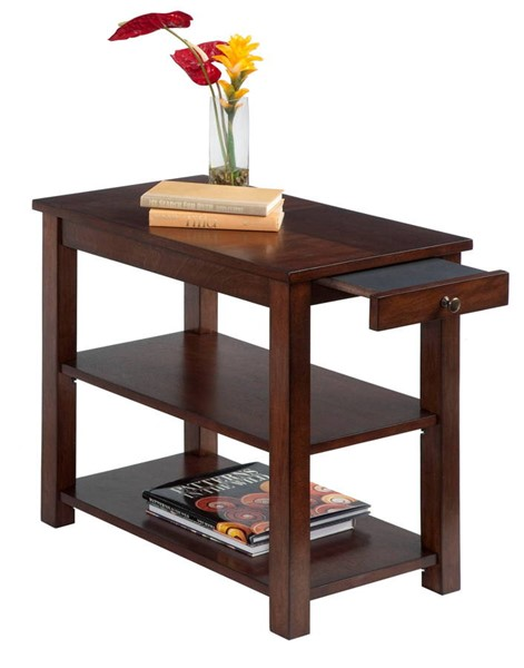 Progressive Furniture Chairsides Birch Tray Top Chairside Table PRG-P300-63