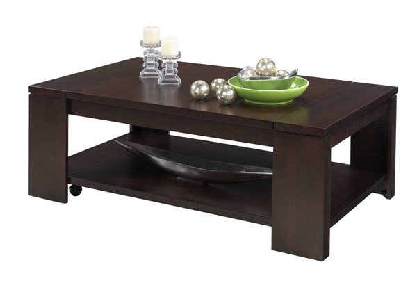 Progressive Furniture Waverly Rectangular Cocktail Table PRG-P368-01