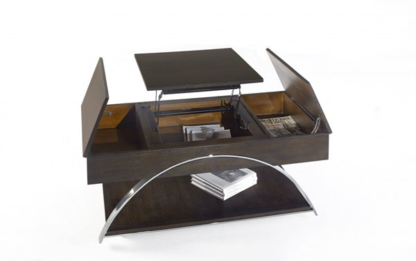 Progressive Furniture Showplace Lift Top Cocktail Table PRG-P428-15