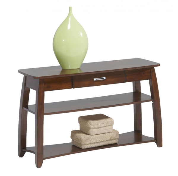 Brentwood Contemporary Sofa / Console Table PRG-P538-05
