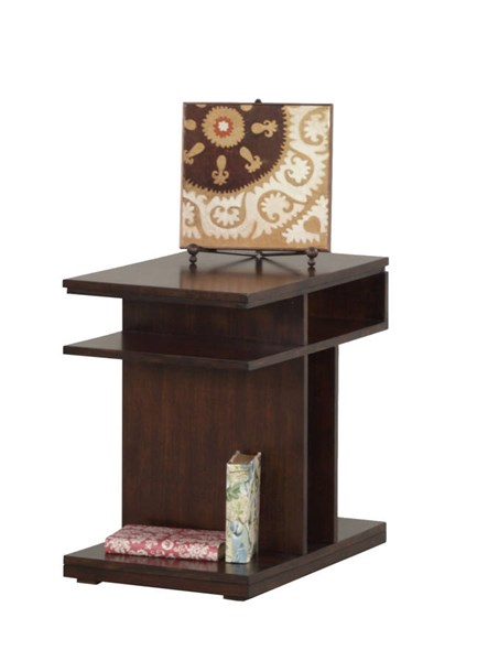 Le Mans Contemporary Mozambique MDF Chairside Table PRG-P561-29