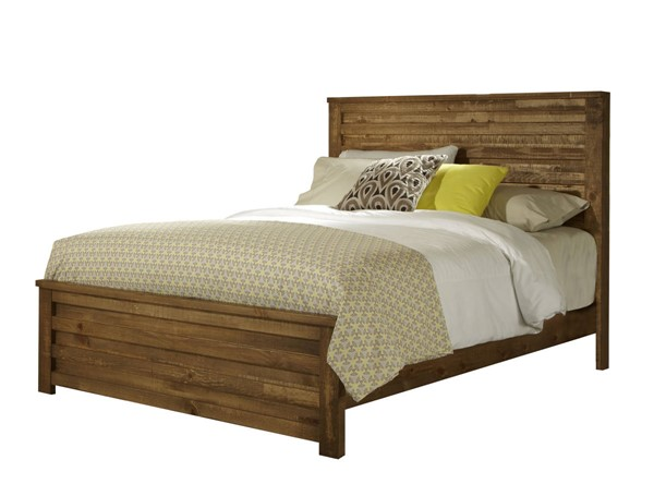 Progressive Furniture Melrose Tan King Bed PRG-P604-94-95-78