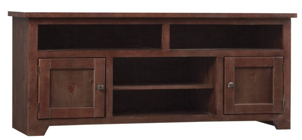 Progressive Furniture Sonoma Brown 60 Inch Console PRG-P702-81