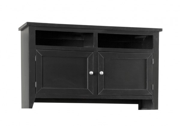 Metro Transitional Midnight Wood 54 Inch Console PRG-P710-70