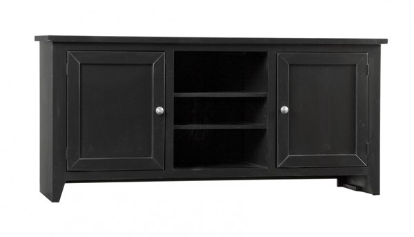 Metro Transitional Midnight Wood 64 Inch Console PRG-P710-71