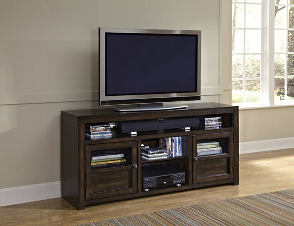 Progressive Furniture Triumph Walnut Brown 64 Inch Console PRG-P718-64