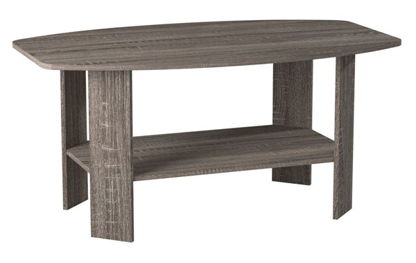 Progressive Furniture Chip Gray Cocktail Table PRG-T178-01