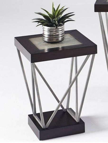 Progressive Furniture East Bay Chairside Table PRG-T370-29