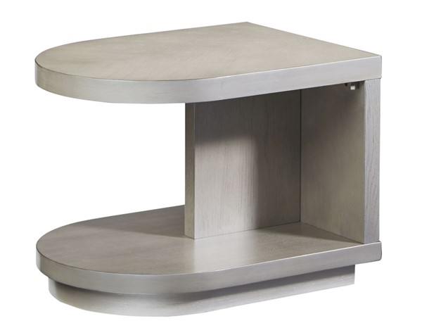 Progressive Furniture Augustine II Gray Bunching Cocktail Table PRG-T513-02