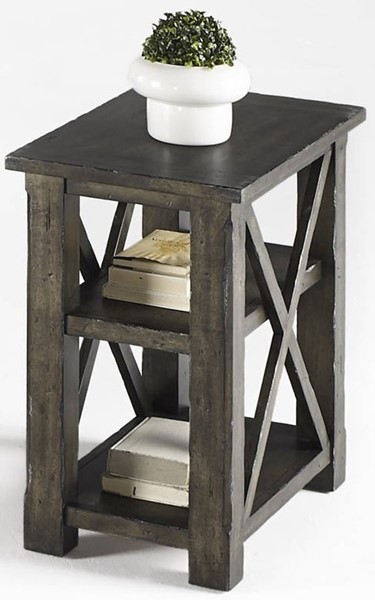 Progressive Furniture Crossroads Chairside Table PRG-T550-29