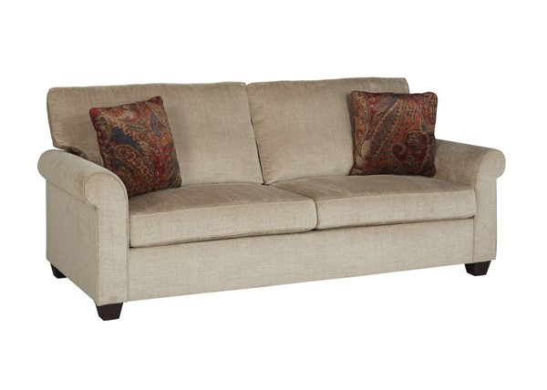 Progressive Furniture Emery Traditional Beige Sofa PRG-U201-SF10101