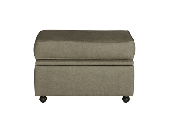 Progressive Furniture Colson Transitional Stone Storage Ottoman PRG-U202-OT10911