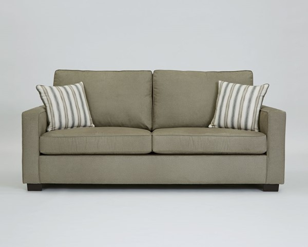 Progressive Furniture Colson Transitional Stone Queen Size Sleeper Sofa PRG-U202-QS10911