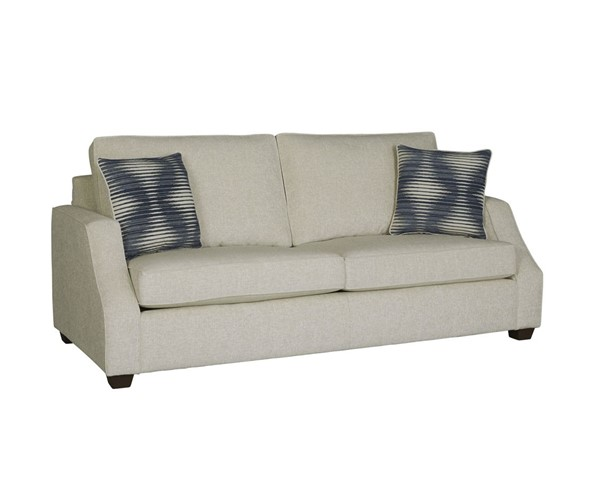 Progressive Furniture Hadley Contemporary Ivory Sofa PRG-U205-SF10505