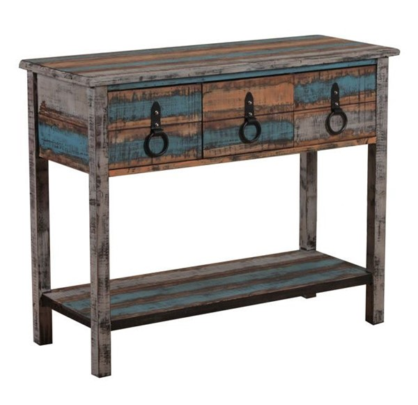 Powell Furniture Calypso Collection Console Table PWL-114-225