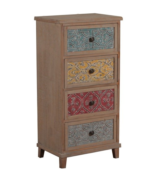 molly collection driftwood and colored fir mdf tall