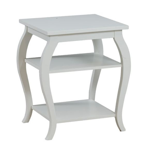 Powell Furniture Panorama White Table PWL-14A8094