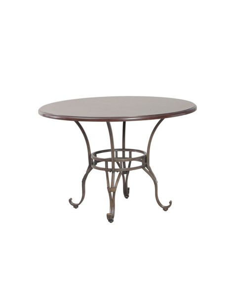 Powell Furniture Coleman Round Dining Table