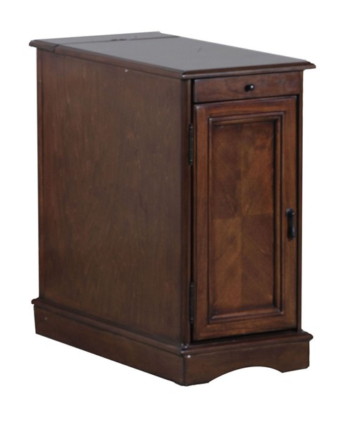 Powell Furniture Butler Hazelnut Accent Table PWL-15A2017H