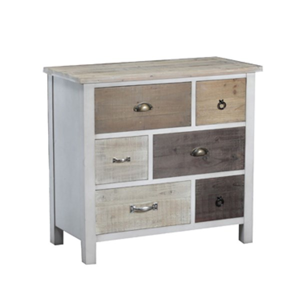 Powell furniture brighton white driftwood chest for Q furniture brighton co