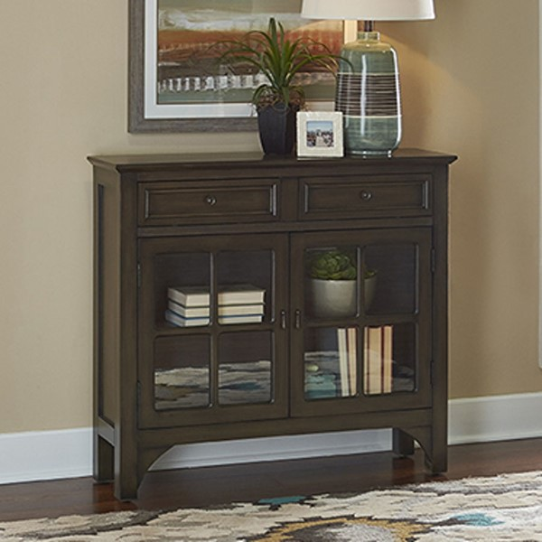 Powell Furniture Campbell Gray Console PWL-15A8185G