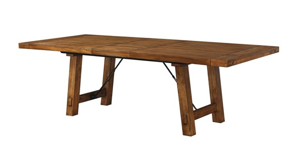 Powell Furniture Mansfield Honey Dining Table PWL-15D1020H