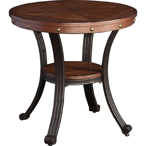 Powell Furniture Franklin Side Table PWL-16A8243ST