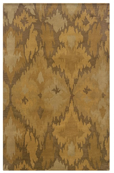 Bombay Collection New Wool Goa Beige Hand Tufted Rug PWL-200-R0021-5