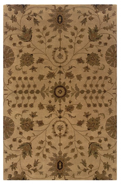 Bombay Collection New Wool Bali Sand Hand Tufted Rug PWL-200-R0044-2