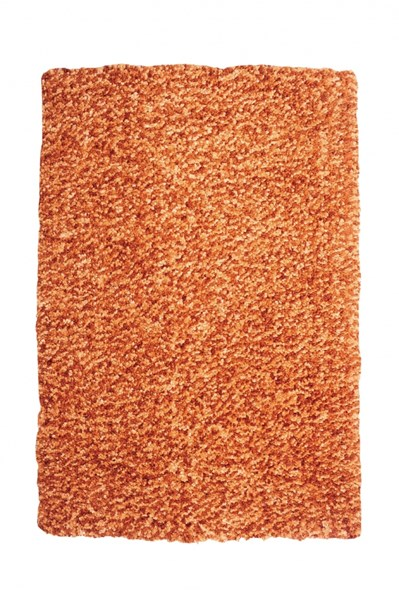 Bombay Collection Polyester Luxe Shag Russet Rug PWL-200-R0066-8