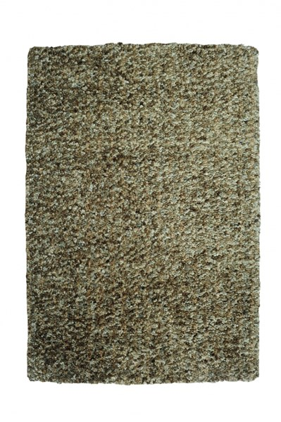 Bombay Collection Polyester Luxe Shag Nori Rug (L 5.7 x W 22 x H 5.7) PWL-200-R0070-2