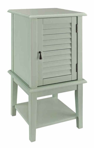 Powell Furniture Aqua Shutter Door Table PWL-268-351