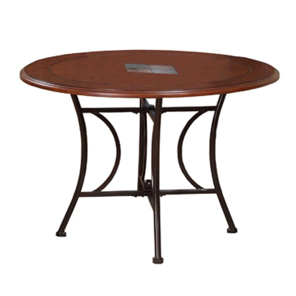 Powell Furniture Presley Round Dining Table PWL-464-410
