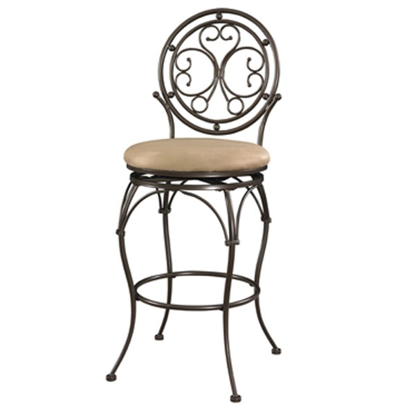 Powell Furniture Big and Tall Arm less Bar Stool PWL-586-847