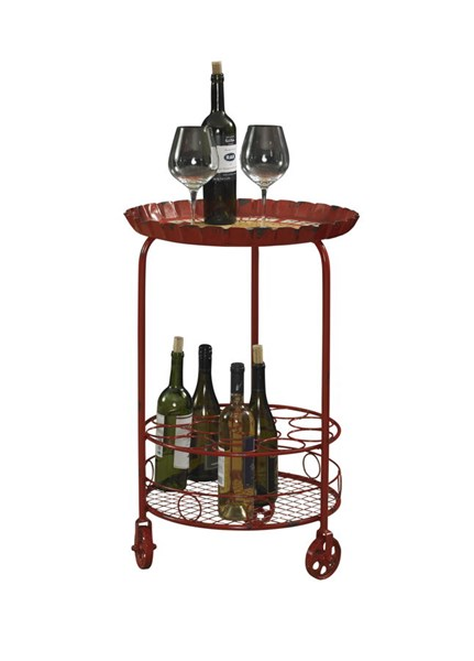Powell Furniture Bottle Collection Wine Rack PWL-867-428