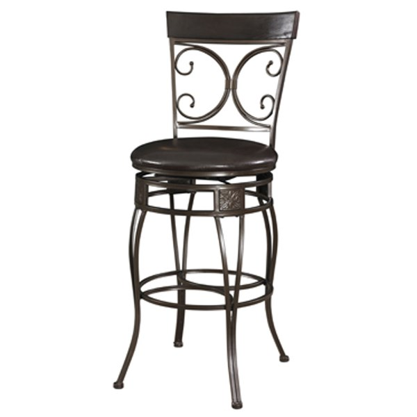 Powell Furniture Big and Tall Bar Stool PWL-938-851