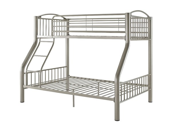 Powell Furniture Youth Pewter Bunk Bed PWL-941-192