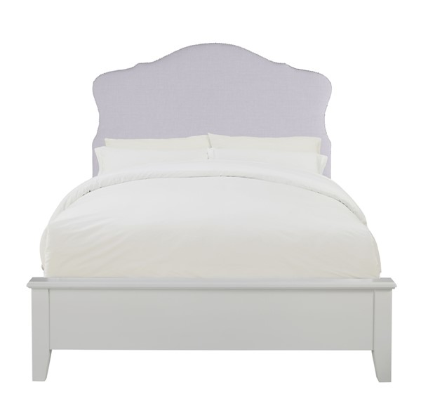 Home Meridian White Savannah Youth Full Bed RH-156-DS-A329-K6