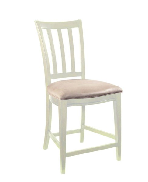 Nova Modern White Hardwood Fabric Gathering Chair RH-2446-176