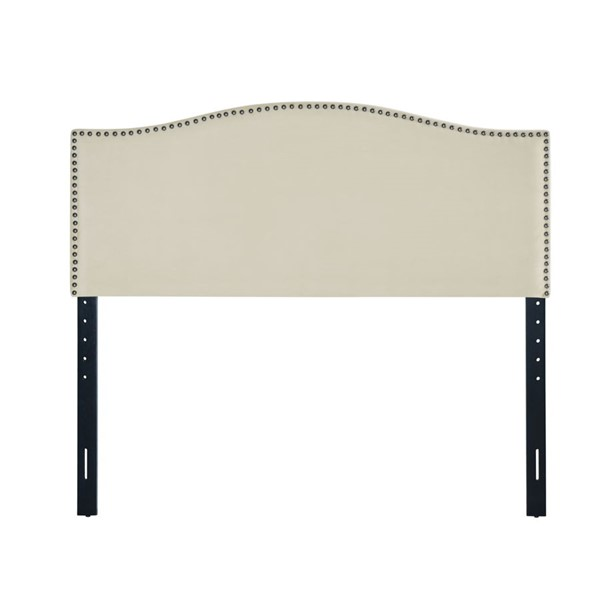 Home Meridian Camel Cream Full Queen Headboard RH-300-D453-250