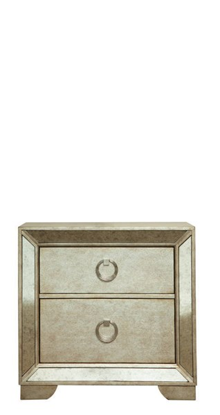 Pulaski Furniture Farrah Gold Nightstand RH-395140