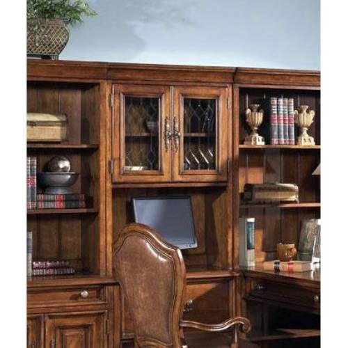 Madison Traditional Brown Wood Door Hutch RH-4455-922T