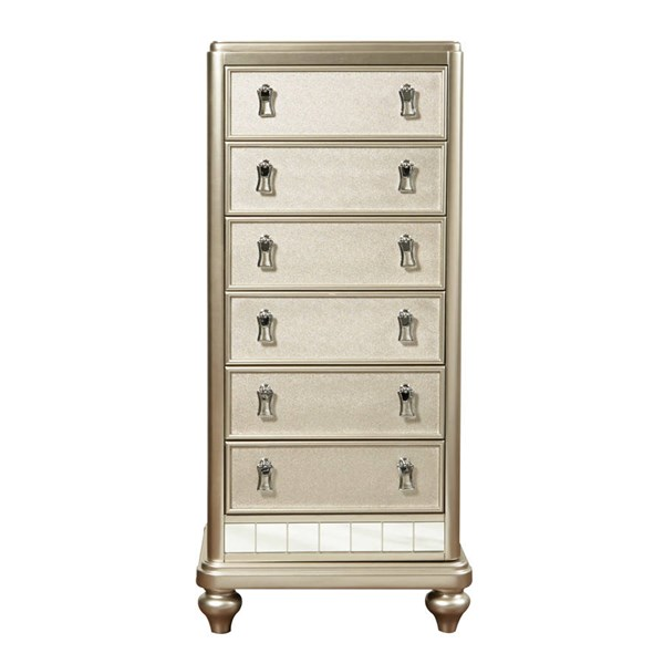 Samuel Lawrence Diva Silver Lingerie Chest The Classy Home